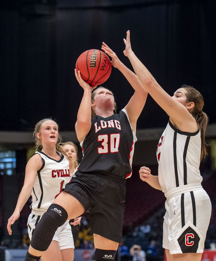 G.W. Long Girls Set AHSAA Team 3-point Goal Record  With 22 in a December 21 Victory over Dale County