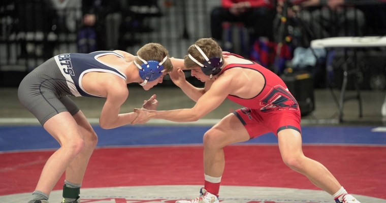 Female wrestler from Enterprise wins 2 matches; Thompson and Vestavia Hills battle for team title