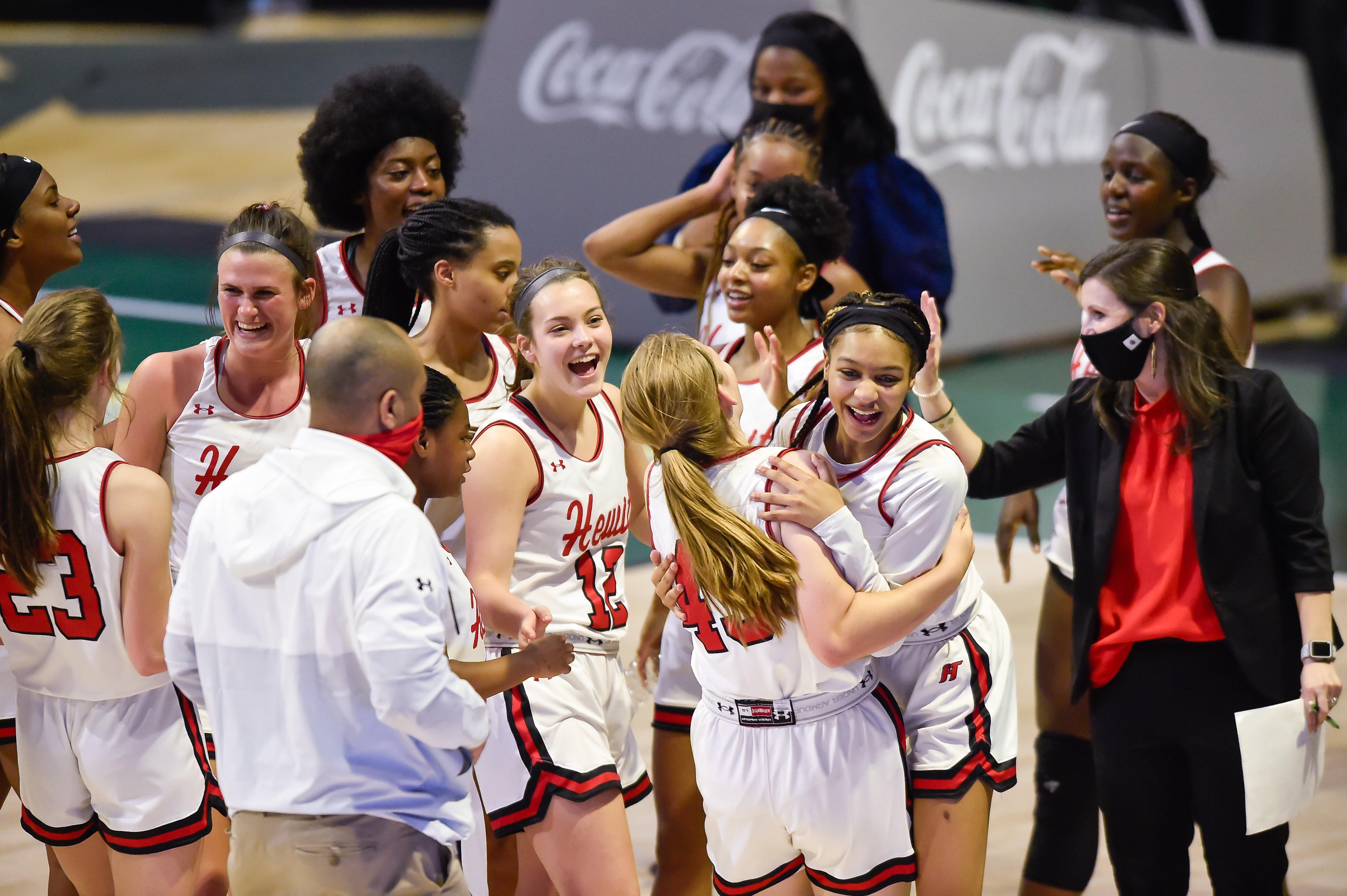 Class 7A Girls' Semifinal: Hewitt-Trussville 73, Theodore 39