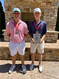 Brothers Paul and John Bruce Card Identical Rounds of 66 in 5A, Section 4