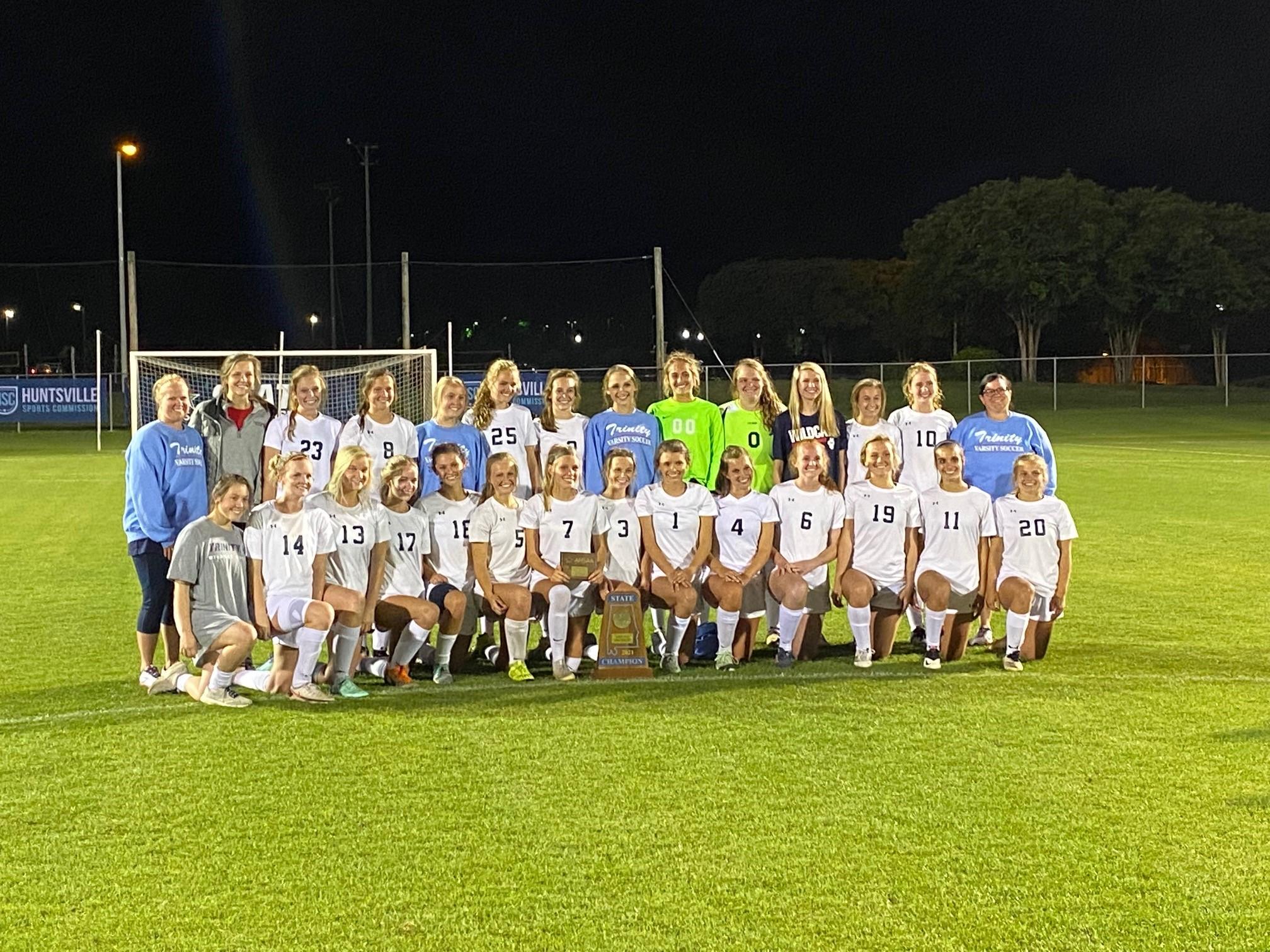 Class 1A-3A Girls' State Soccer Championship