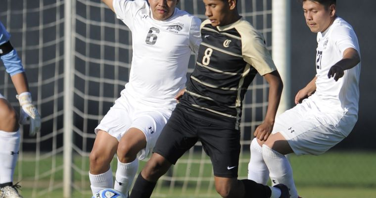 AHSAA 30TH STATE SOCCER CHAMPIONSHIPS CLASS 4A/5A BOYS' SEMIFINALS