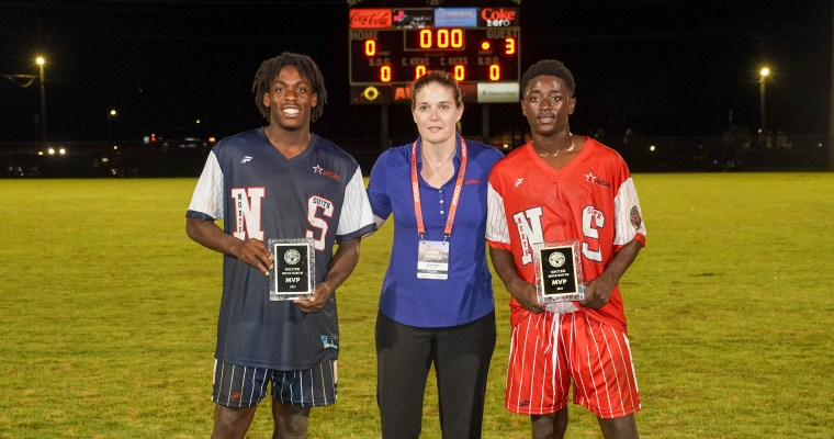 North Boys win 3-0 & North Girls capture 6-1 Victory to Complete All-Star Soccer Sweep