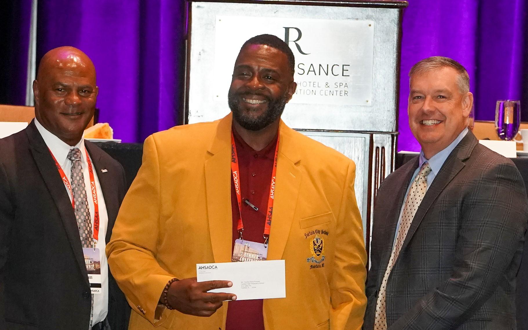 Eight Schools Receive AHSAA Sportsmanship Grants