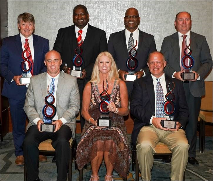 """Seven Receive """"Making A Difference"""" Awards at AHSAA 2021 Coaches' Awards Banquet"""