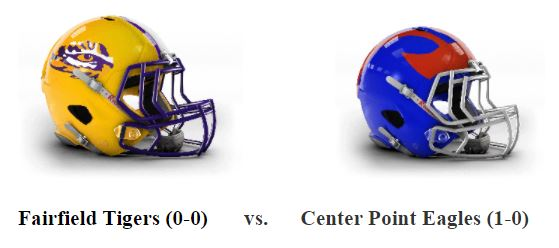 AHSAA TV Network Game of the Week: Fairfield meets Center Point Tonight in Birmingham Class 5A Clash
