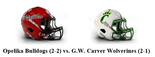 AHSAA TV Network Game of the Week: Opelika Meets Carver at Cramton Bowl Tonight in Battle of 6A, Region 2 Leaders