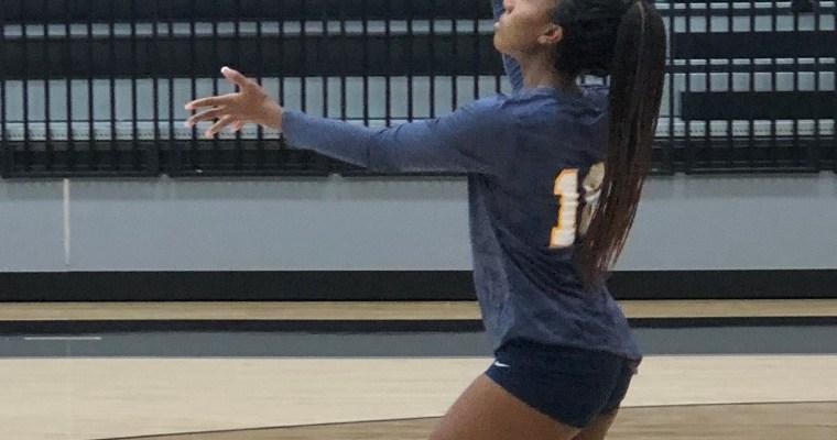 Saint James' Sierra Boles Serves 23 Straight Points to Capture AHSAA Volleyball Spotlight for Week 3