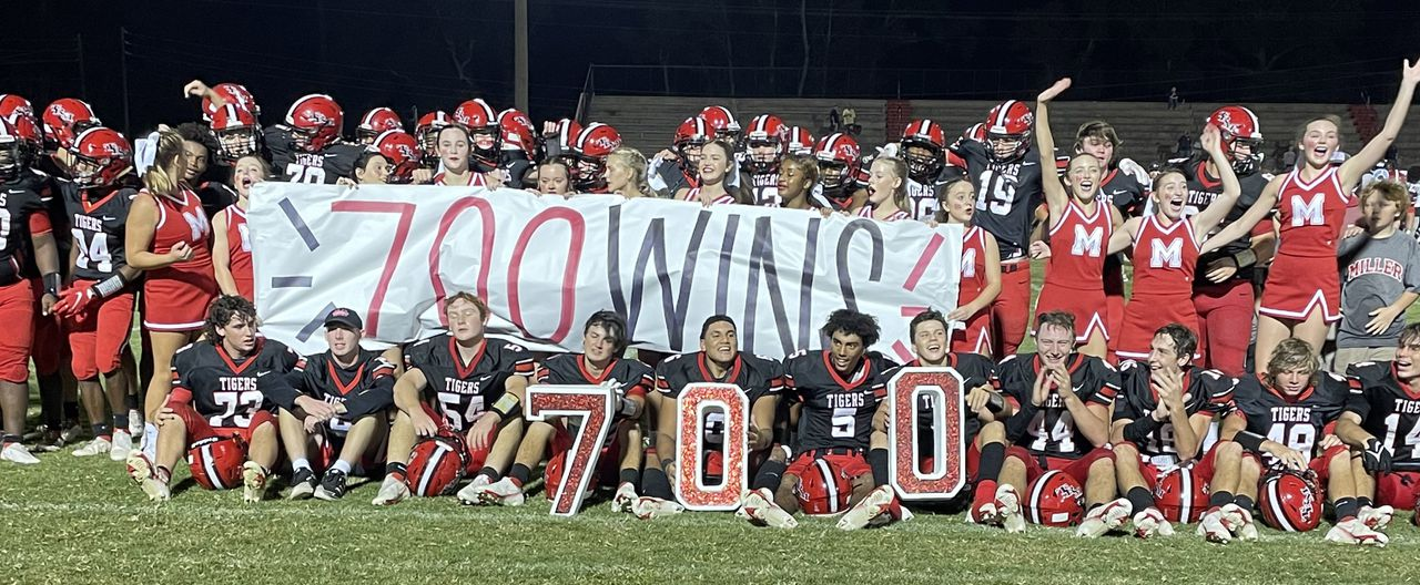 AHSAA Football Spotlight for Week 2: T.R. Miller Beats Cottage Hill 36-6 to Claim the School's 700th Football Win
