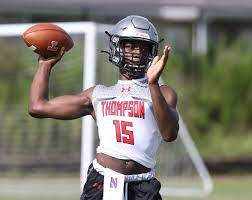 This Week's AHSAA Football Spotlight: One Streak Ends and One Streak Continues as Geraldine's Lusher & Thompson's Harrell Shine