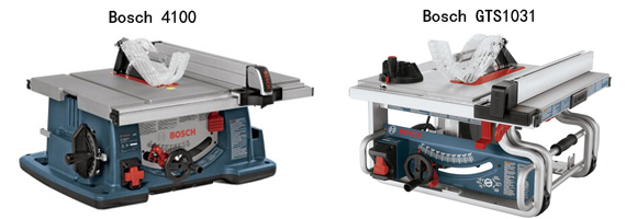 Bosch 4000 Table Saw Review