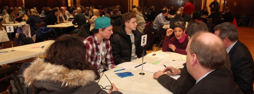 forum attendees