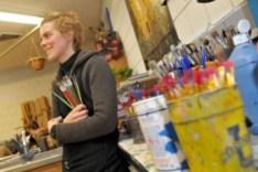 Art Teacher Lindsay Nygaard