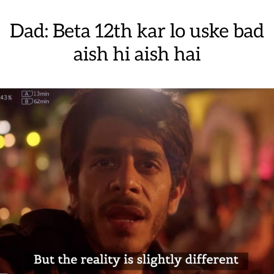 dad beta 12th kar