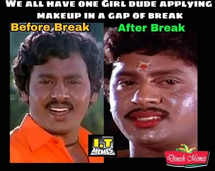 TamilMemes05 Funny memes Tamil comedy memes t