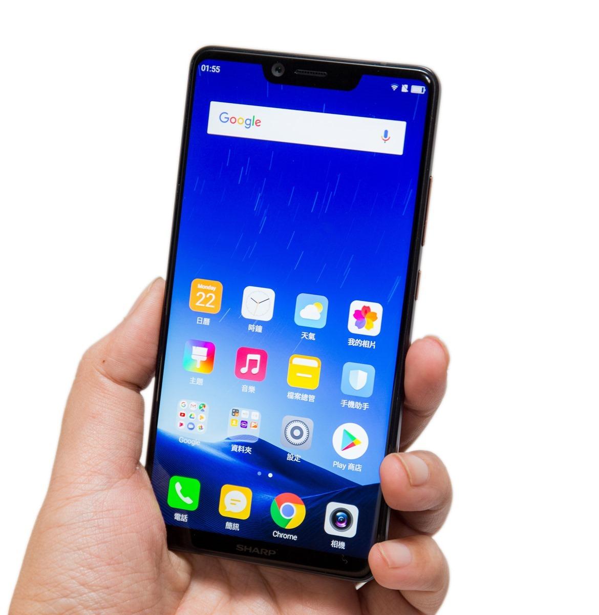 拍照更進化!SHARP AQUOS S3 全球最小六吋異形全螢幕手機 – 3C 達人廖阿輝