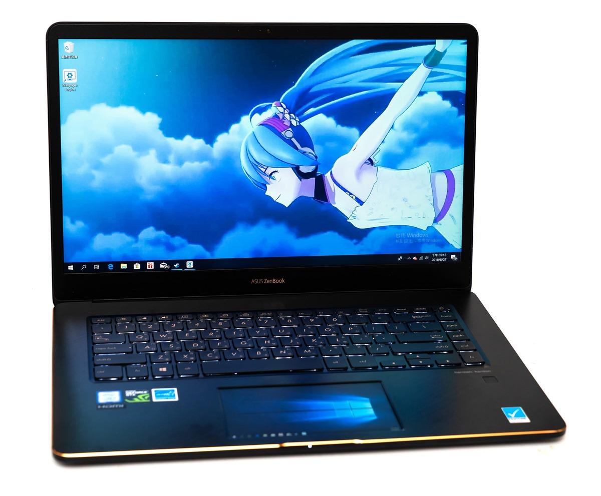 創新突破!ASUS ZenBook Pro 15 不僅輕薄高性能!更玩智慧觸控板! – 3C 達人廖阿輝