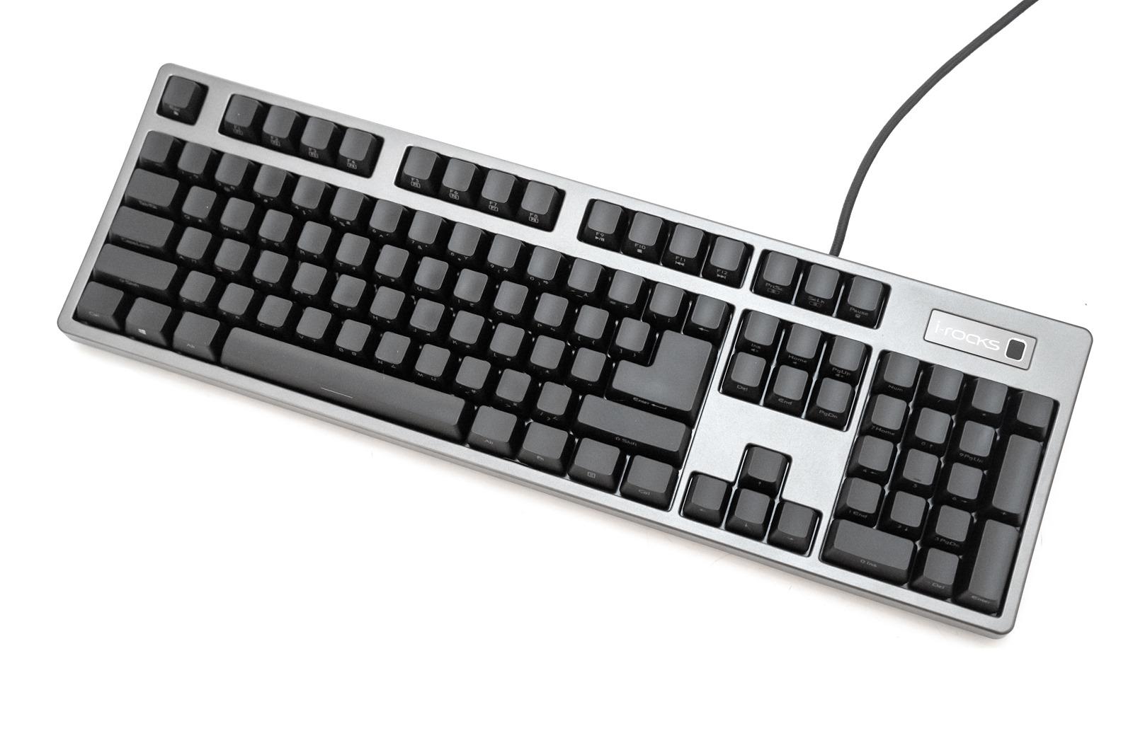 好打又好用!最推薦入手的 i-rocks K68M 指紋辨識機械鍵盤 – 3C 達人廖阿輝
