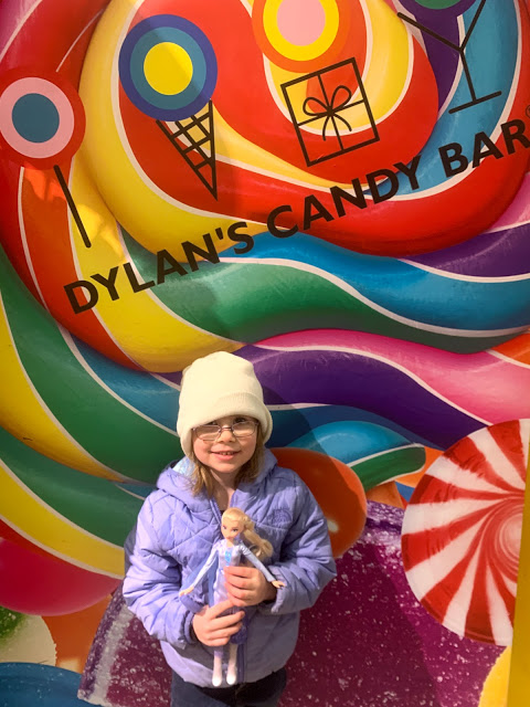 Child at Dylan's Candy Bar in Chicago during The Best Of Chicago With Mini Humans