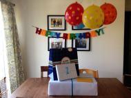 B's 5th birthday....sigh