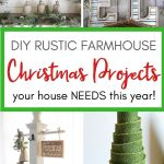 30 Stunning Farmhouse Christmas Diy Projects