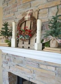 Rustic Farmhouse Christmas Diy Projects