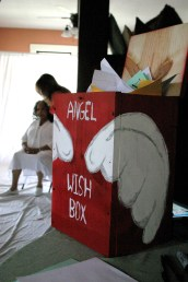 Touched by an Angel Wish Box