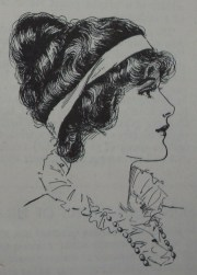 1913 hair styles years
