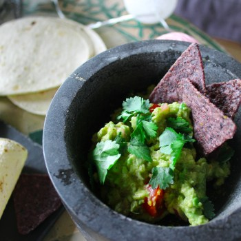 Best-ever Guacamole