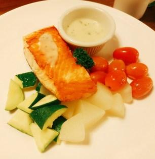 My Pesto Salmon