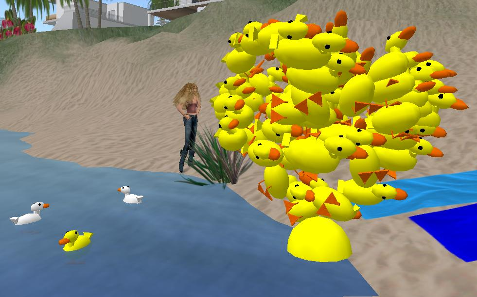 yellow-duckies