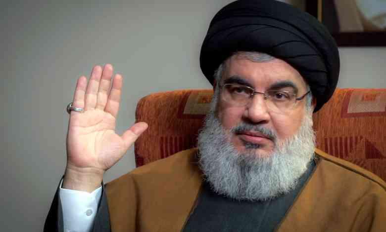 أمين عام حزب الله السيد حسن نصرالله Photo credit: Wikimedia Commons