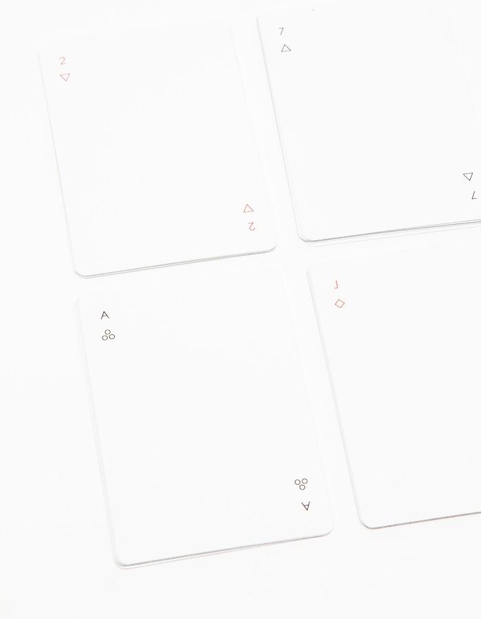 MINIM Spielkarten by Joe Doucet - gefunden bei ahwh.ch