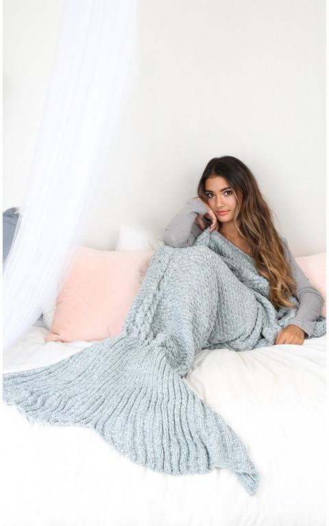 mermaid blanket - gefunden bei AHWH.CH