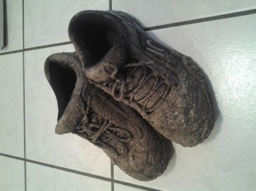 my fivetens covered in mud