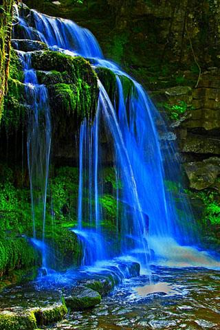 Animated Waterfalls Wallpapers Free Download 3d Waterfall Free Download Waterfall Livewpcube