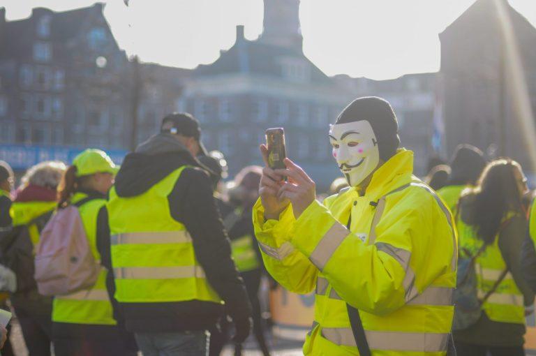 執法單位運用臉部辨識技術的潛在風險分類指標