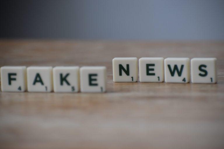大家來找碴——假新聞之問題探討
