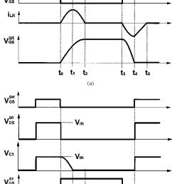 resonant sr driver a circuit diagram b [ 656 x 1516 Pixel ]