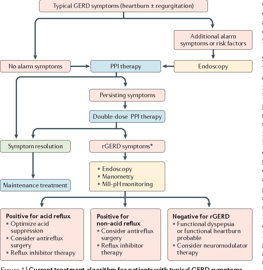 Figure 1 from Management of refractory typical GERD ...