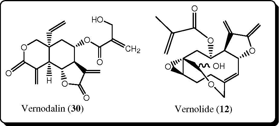 Figure 7 from Sesquiterpene lactones : structural