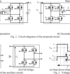 schematics for h bridgefig 1 wiring diagram data val comparing investigation for a bi directional isolated [ 1302 x 628 Pixel ]