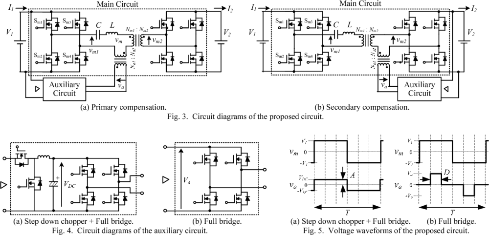 medium resolution of schematics for h bridgefig 1 wiring diagram data val comparing investigation for a bi directional isolated