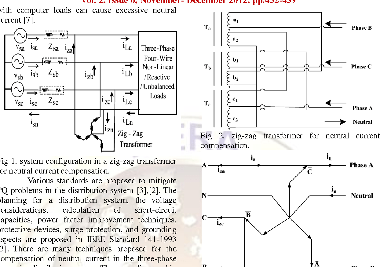 hight resolution of fig 2 zig zag transformer for neutral current compensation