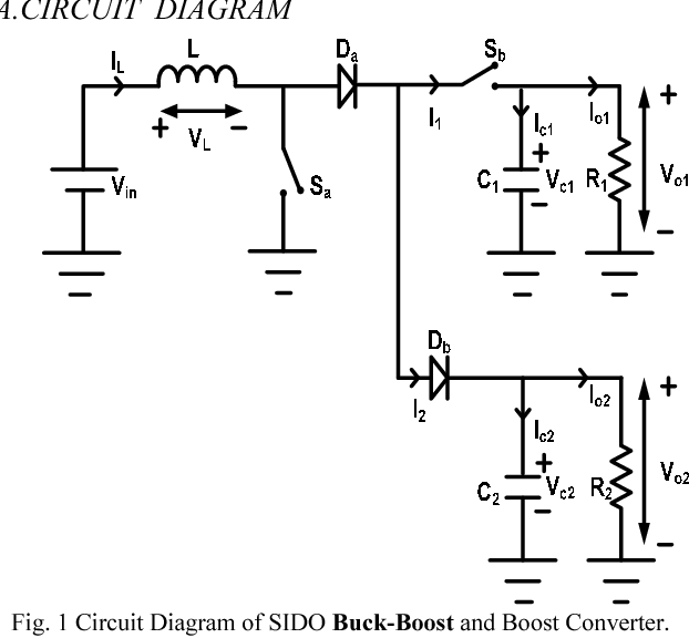 Figure 1 from Analysis of single-inductor dual-output