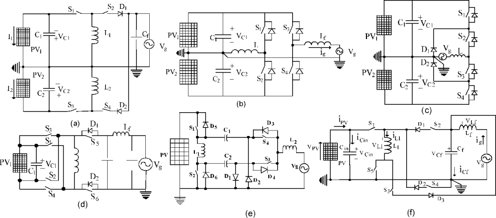 medium resolution of existing transformer less single stage 1