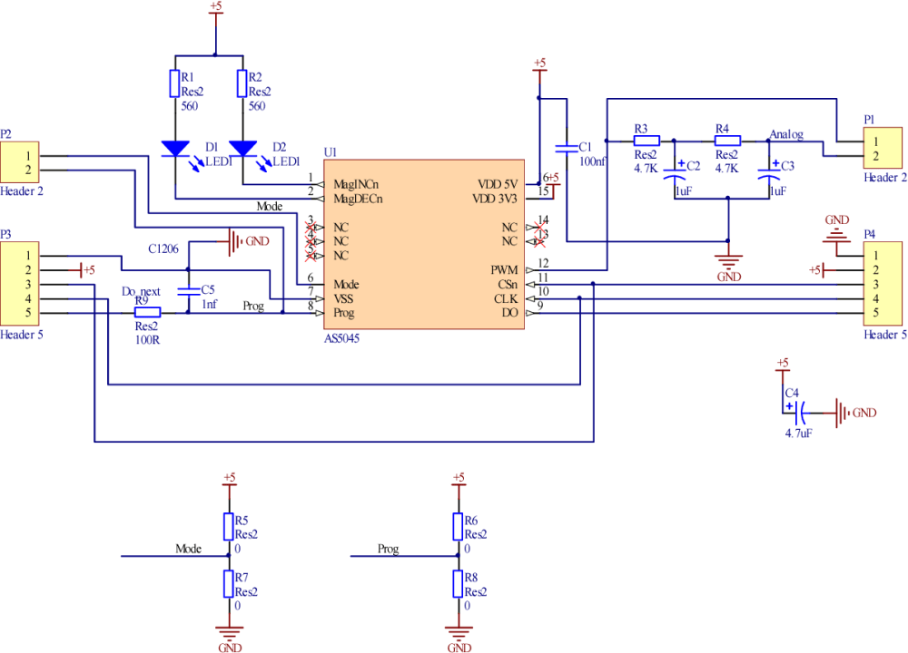 medium resolution of 3 schematic of driver circuit of encoder