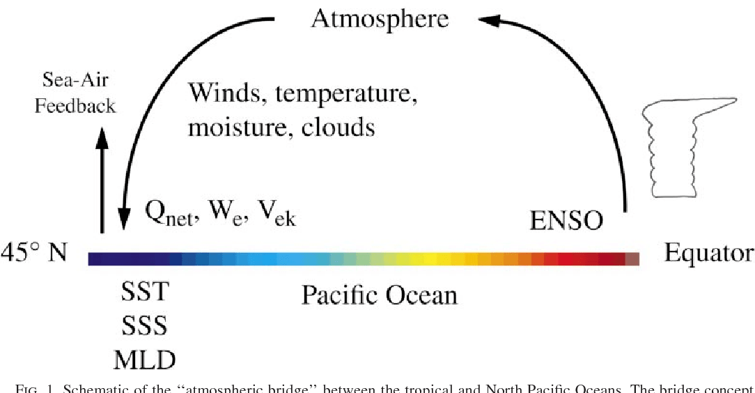 Figure 1 from The Atmospheric Bridge: The Influence of