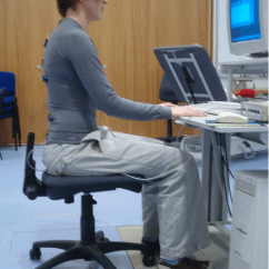 Posture Monitoring Chair French Bergere Chairs Wearable Of Seated Spinal Semantic Scholar Figure 2