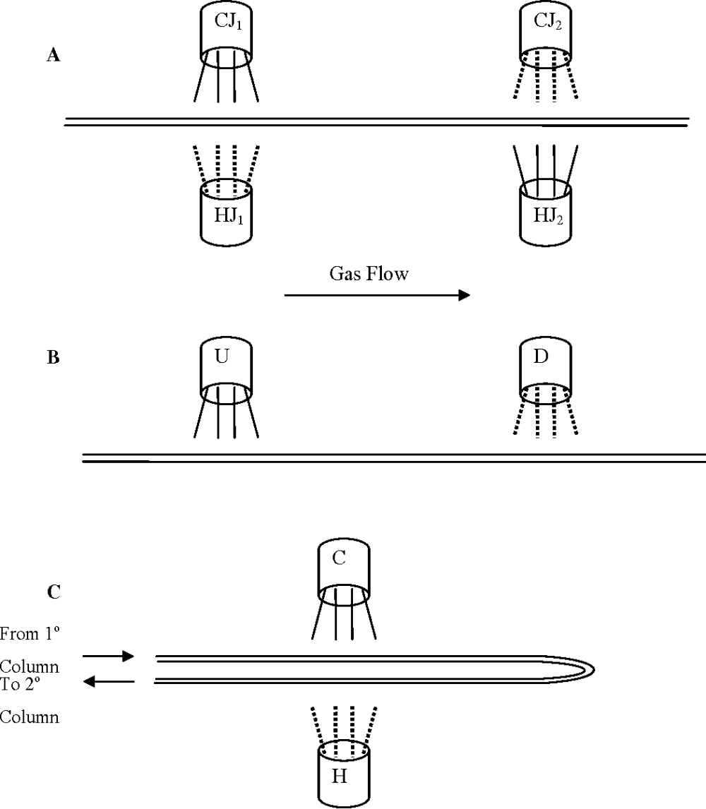 medium resolution of figure 1 7 block diagrams of dual stage cryogenic interfaces with no moving parts